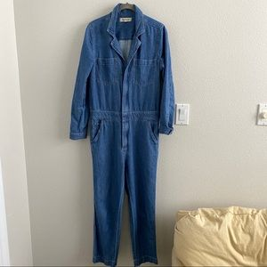 NWT Madewell Denim Coverall